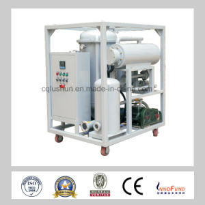 Jy-500 Single Stage Vacuum Transformer Oil Purifier for Fullly Enclosed pictures & photos