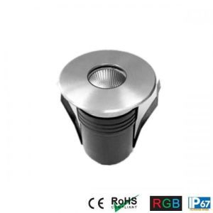 Stainless Steel 5W IP67 LED Underground Deck Light pictures & photos