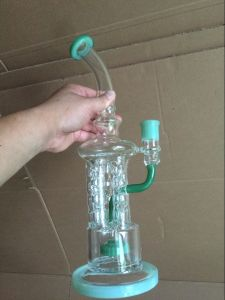 Glass Water Pipe with Water Pipe Oil Rig pictures & photos