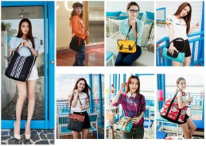 2015 Latest Design Women′s Bag