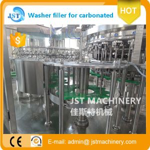 Automatic Carbonated Beverage Filling Packing Machine pictures & photos