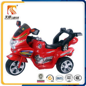 Cool Red Color Baby Metal Electric Motorcycle pictures & photos