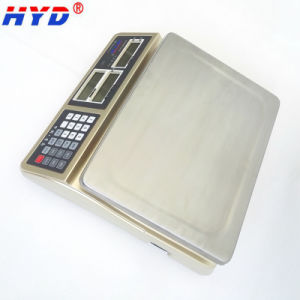 Haiyida Dual Display Counting Digital Scale pictures & photos