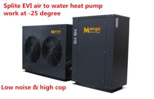Split -25 High Efficiency Evi Split Heat Pump System pictures & photos