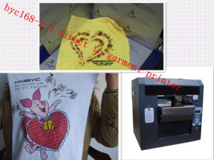 Personalized Custom T Shirt Printing Machine pictures & photos