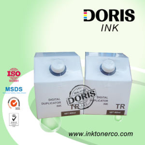 Tr Duplicator Ink for Riso pictures & photos