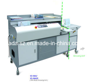 Perfect Book Glue Binding Machine Yd-986V / Yd-986z5 pictures & photos