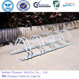 2014 Hot Galvanized Outdoor Metal Bike Parking Rack (PV-5B) pictures & photos