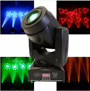 60W Compact Mini Spot Gobo LED Moving Head Stage Light pictures & photos