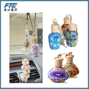 Custom Hanging Car Perfume Bottle for Car Air Freshener pictures & photos