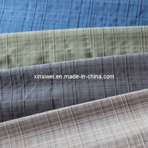 Jacquard Rayon Polyester Fabric for Garment (SL1119) pictures & photos