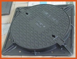 Cast Iron Manhole Cover F900 pictures & photos