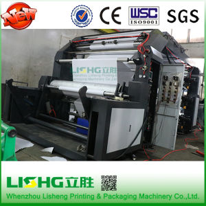 2.4meter High Quality Flexo Printing Machine pictures & photos