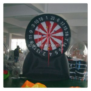 Hot Sale Inflatable Dart Shooting Board Air Dartboard From Guangzhou Factory