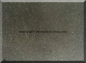 Stone Factory High Quality Pure Color Crystal White Engineered Quartz Stone Slab pictures & photos