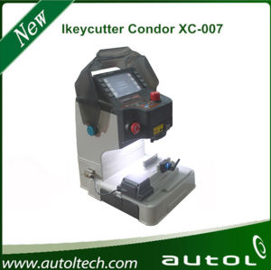 2015 Original Ikeycutter Condor Xc-007 Auto Key Cutter CNC Master Series Key Cutting Machine pictures & photos