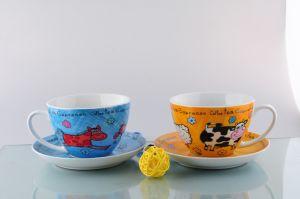 Porcelain Bowl and Plate (CZJM3117) pictures & photos