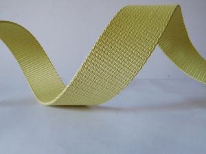 50mm High Strong Pulling Force Aramid Fiber Webbing for Industry pictures & photos