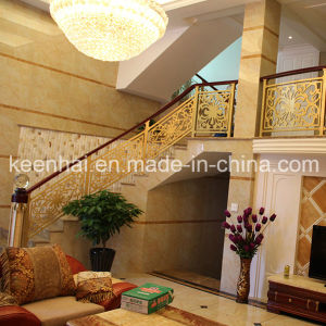 Luxury Balcony/Staircase Aluminum Balustrade pictures & photos