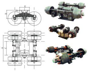 Suspension - 32t Germany Axle Bogie Suspension