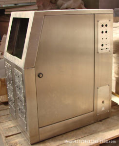 OEM Stainless Steel Box Fabrication pictures & photos