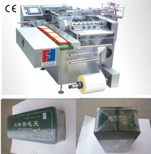 Tea Box Cellophane Overwrapping Machine pictures & photos
