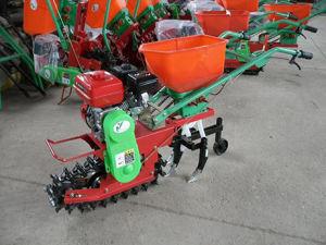 Mini Corn Planter/Seeder/Gasolin Mini Power Tiller