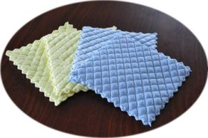 Microfiber Cleaning Pad (YYC-080) pictures & photos