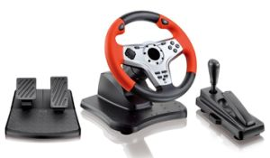 Racing Wheel for PC/PS2/PS3 pictures & photos