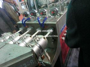 PVC Conduit Threading Pipe Tube Extruder Machine