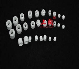 Al2O3 Alumina Ceramic Socket Beads pictures & photos