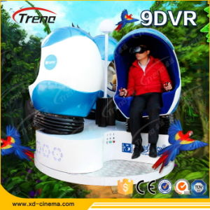 Hot Sale Popular Zhuoyuan Six-Seat 9d Vr Simulator pictures & photos
