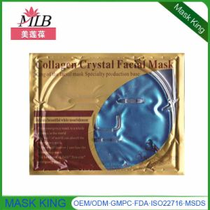 Beauty Products Blue Seaweed Moisturize Facial Mask pictures & photos
