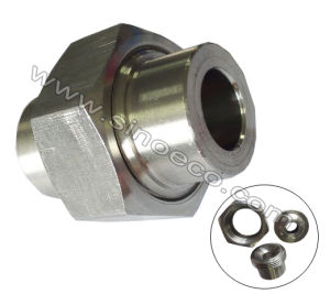 Stainless Steel Welded Socket Union Pipe Fitting pictures & photos