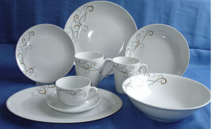 Tableware Dinner Set, Ceramic Dinnerware Set