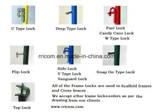 All Kinds of Lock Pins for Scaffold Frames pictures & photos