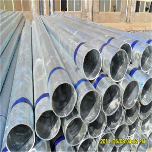 Heater or Water Transport Use Galvanized Steel Tube pictures & photos