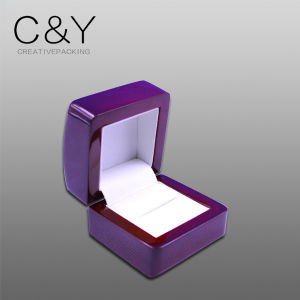 Small Jewelry Gift Box Wood Material pictures & photos