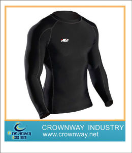 Long Sleeve Body Shape Men′s Compression pictures & photos
