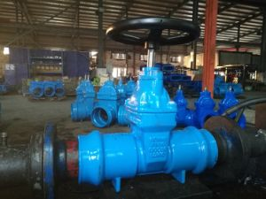 Socket Resilient Gate Valves Pn16 pictures & photos