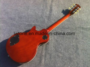 Flamed Maple Top Tabacco Color Lp Standard Electric Guitar All Color Acceptable pictures & photos