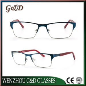 New Design Stainless Spectacle Frame Optical Frame pictures & photos