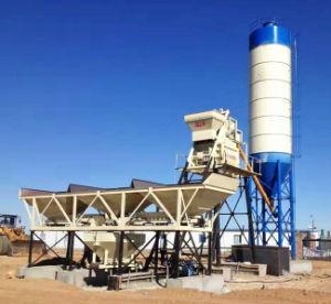 Hzs35 Concrete Batching Plant Construction Machine for Sale pictures & photos