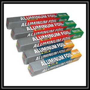 Aluminum Foil Paper Food Packing Aluminum Foil pictures & photos