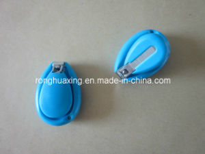 CE Certificated Baby Nail Clipper with Catcher N-0779s pictures & photos