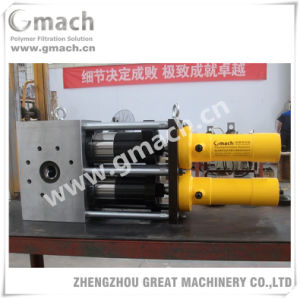 Plastic Extruder Continuous Screen Changer pictures & photos
