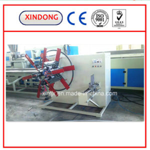 Single Station Coiler Single Disk Winder Plastic Pipe pictures & photos