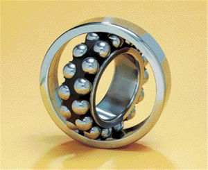 Rubber Seal Spherical Ball Bearing 2213ATN pictures & photos