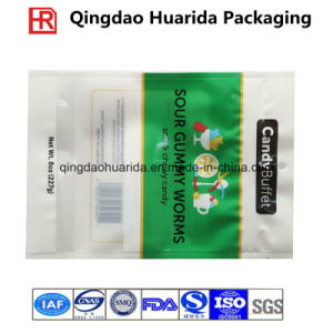 Custom Vivid Printing Food Packaging Bag for Candy and Snacks pictures & photos