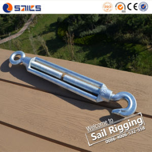 Rigging Malleable Iron Galvanized Commercial Type Turnbuckle pictures & photos